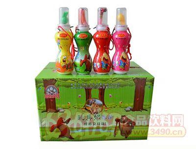 奥特英雄大玩具奶饮品200mlx24瓶(儿童玩具)