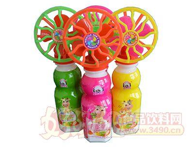奥特英雄风车玩具奶饮品200mlx24瓶(儿童玩具)