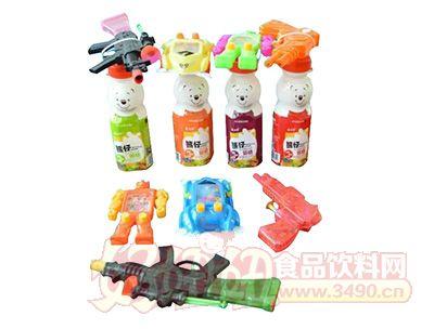 奥特英雄熊仔玩具奶饮品(儿童玩具)