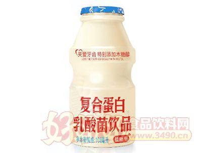 复合蛋白乳酸菌饮品108ml