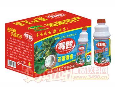 椰果世家-500mX15瓶