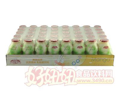 界界乐乳酸菌饮料(芒果)
