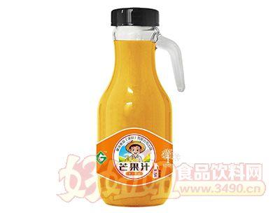 果浓芒果果汁饮品1.5L