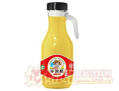 果浓苹果醋饮品1.5L