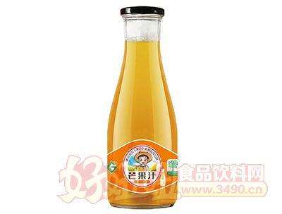 果浓芒果汁饮品1.5L