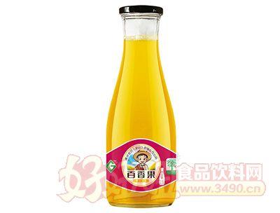 果浓百香果汁饮品1.5L