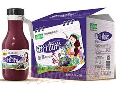 益和源蓝莓汁手提瓶1.5L