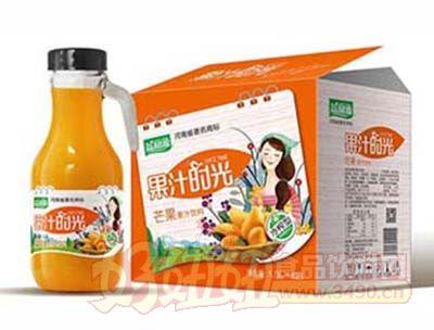 益和源芒果汁手提瓶1.5L