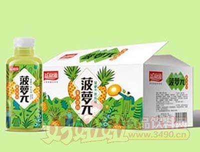 益和源菠萝派果汁500ml