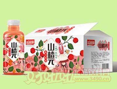 益和源山楂派果汁500ml
