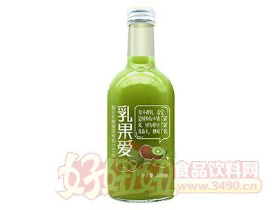 乳果爱复合乳酸菌猕猴桃汁lehu国际app下载330ml