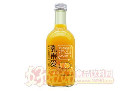 乳果爱复合乳酸菌甜橙汁lehu国际app下载330ml