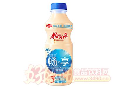 嘉茗星畅享原味乳酸菌饮品1000ml
