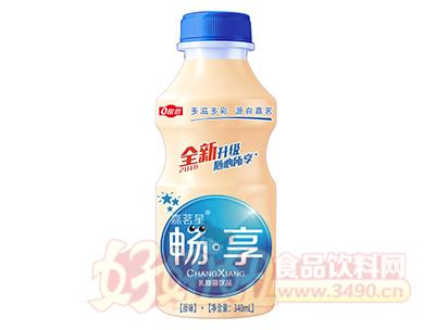 嘉茗星畅享原味乳酸菌饮品340ml