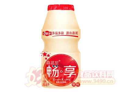 嘉茗星畅享原味乳酸菌饮品100ml