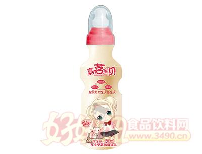 嘉茗宝贝儿童型乳酸菌饮品200ml(新版)