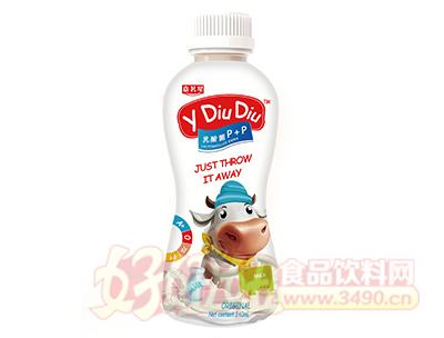 嘉茗星Y Diu Diu乳酸菌340ml