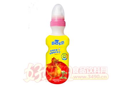嘉茗宝贝发酵乳酸菌饮品200ml(老版)