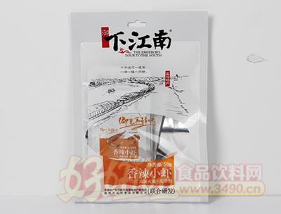 下江南香辣小虾50g