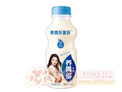 果然好菌派原味养胃多乳酸菌饮品340ml