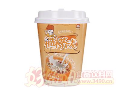 食小二糙米荞麦方便冲调粉