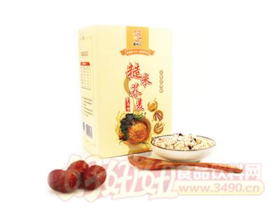 食小二糙米荞麦营养餐