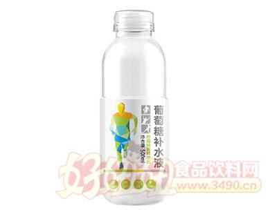 享乐滋葡萄糖补水液柠檬味500ml