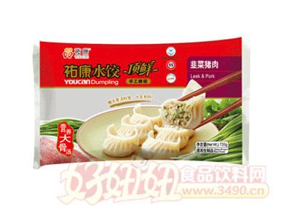 �v康��r韭菜�i肉720g