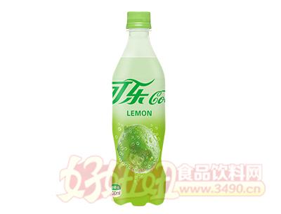 优贝柠檬味可乐500ml