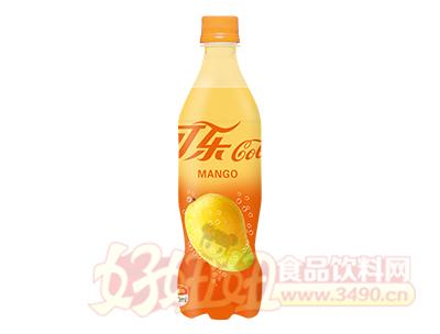优贝芒果味可乐500ml