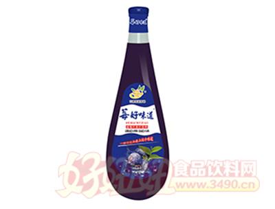 1.5L莓好味道蓝莓汁