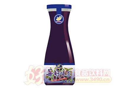 1L莓好味道蓝莓汁