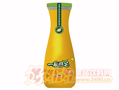 1L一瓶好芒果汁饮料