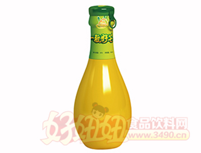 230ml一瓶好芒芒果汁饮料