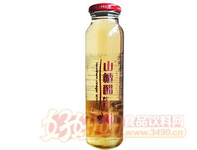 花烂漫山楂醋饮料300ml