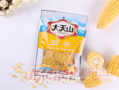大天山香甜玉米