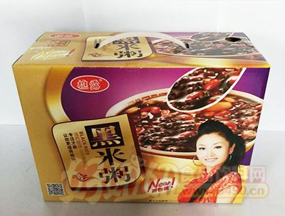 樵露黑米粥箱装