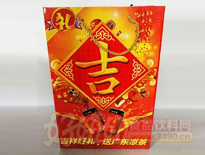 广东凉茶箱装