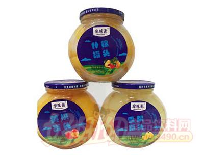 华味斋什锦罐头838g