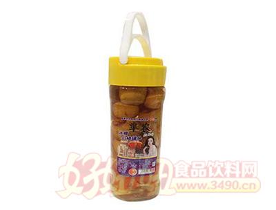华农冰糖山楂罐头460g