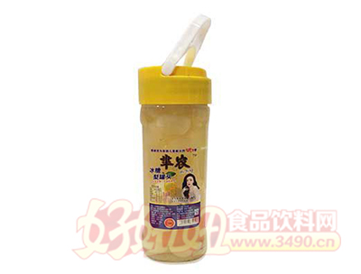 华农冰糖梨罐头460g