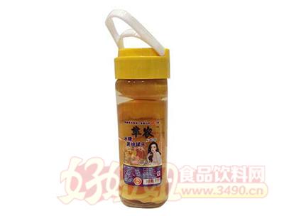 华农冰糖黄桃罐头460g