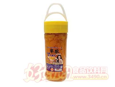 华农冰糖桔子罐头