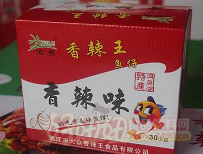��然�Y盒系列香辣王香辣�~