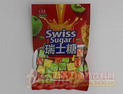汇百香瑞士糖袋装