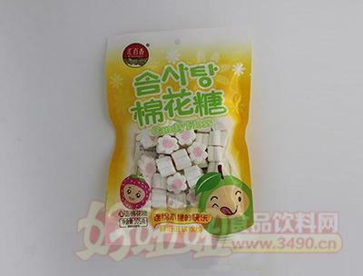 汇百香心语棉花糖105g