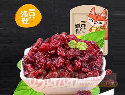 一只狐�蔓越莓干果脯蜜�T40g