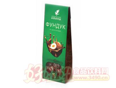 榛子巧克力手工巧克力系列
