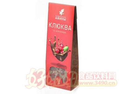 蔓越莓巧克力手工巧克力系列