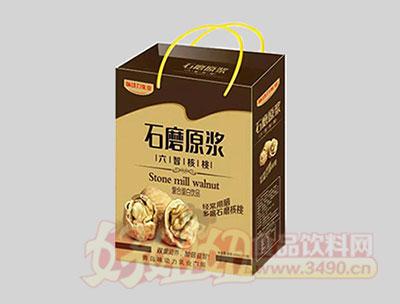 味动力石磨原浆礼盒